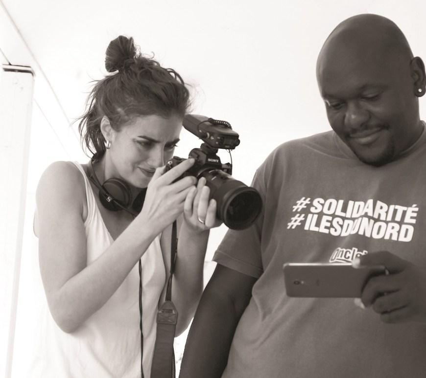 Bénédicte Jourdier - réalisatrice documentaire Irma 2.0