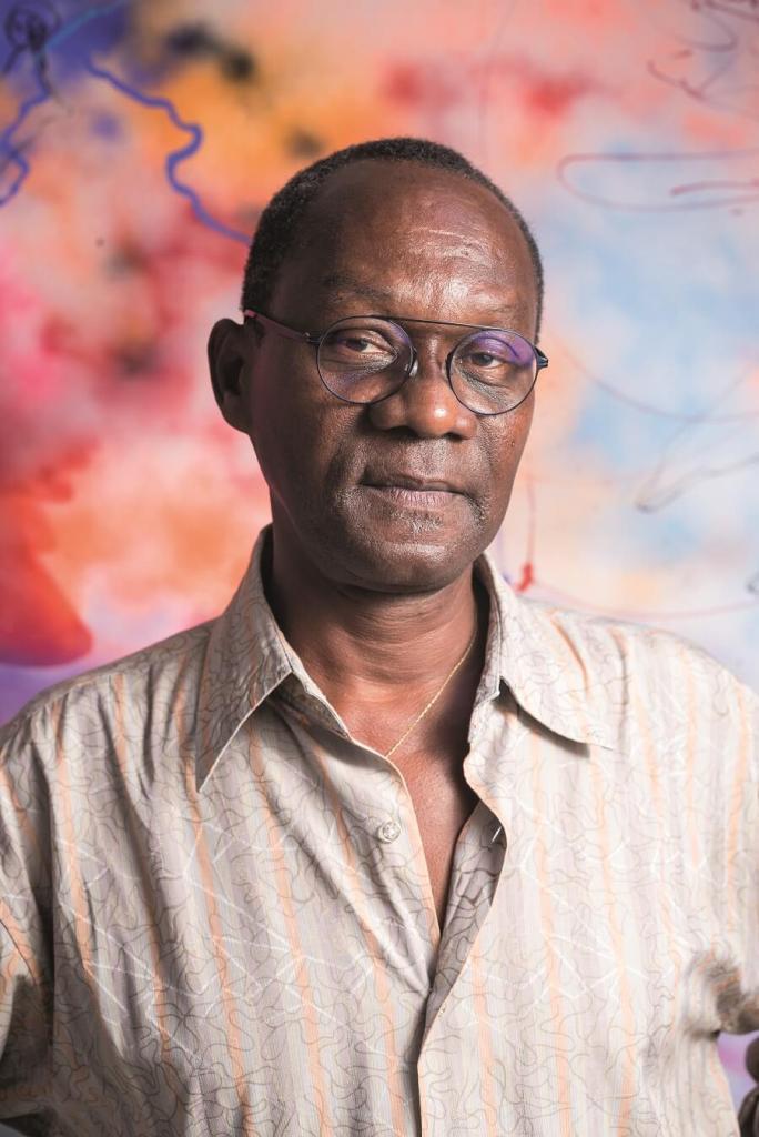 Gérard Poumaroux, directeur de l'Artchipel Scène Nationale de Guadeloupe