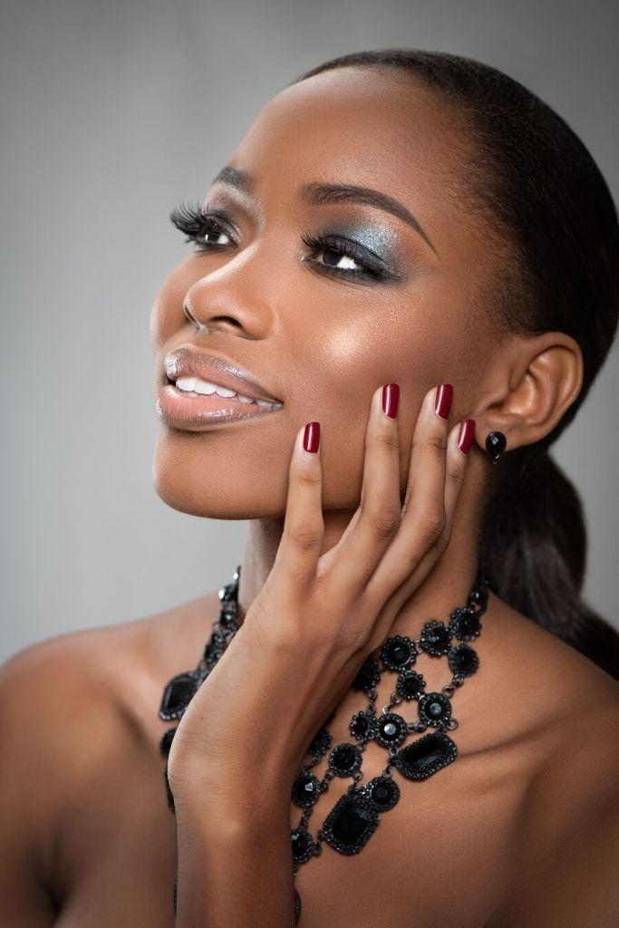 Kenza Andreze-Louison, miss Guadeloupe 2020