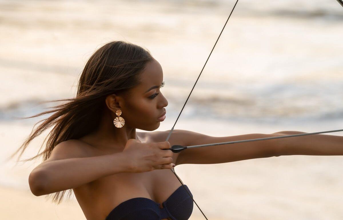 Kenza Andreze-Louison - Miss Guadeloupe 2020