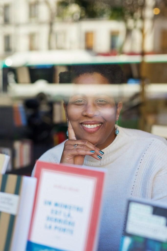 Agnès Cornélie - créatrice librairie Calypso - Paris