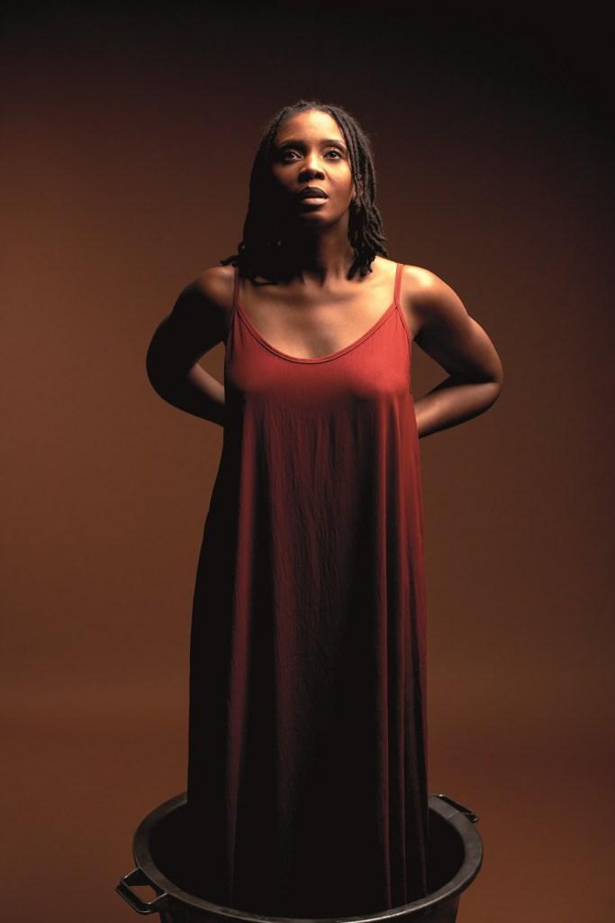 Chanteuse guadeloupéenne G'ny