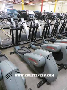 Life Fitness CT9500HR Next Generation Crosstrainer