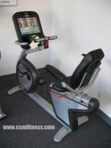 Star Trac E-RBe Recumbent Bike