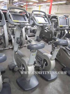 TechnoGym Bike EXC700 Upright Bike