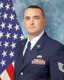 Tech. Sgt. Lee Galbraith, 22nd SOPS Det. 5 Chief