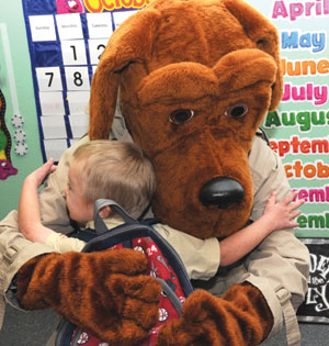 scruff mcgruff takes a bite out of crime prevention month colorado