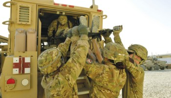 Pararescueman train with Army, military canines | Colorado Springs