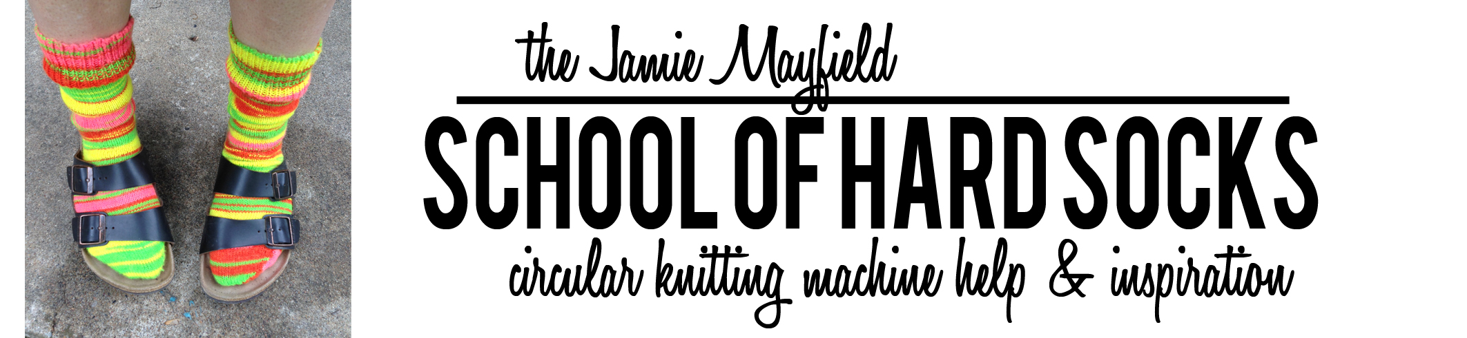 jamie mayfield's school of hard socks