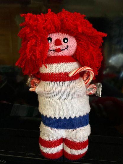 Myra Kness Raggedy Ann Doll 1