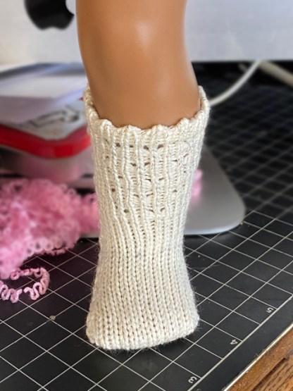 Myra Kness AG Doll GoGo Boots 1