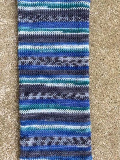 Aktiv Sock Yarn Bundle 3 100g skeins Mexico, Hawaii & Fjord 2