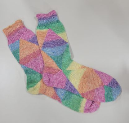 Crazy Diamond Socks 1