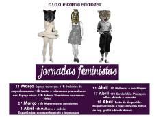 cartaz feminismo csoa
