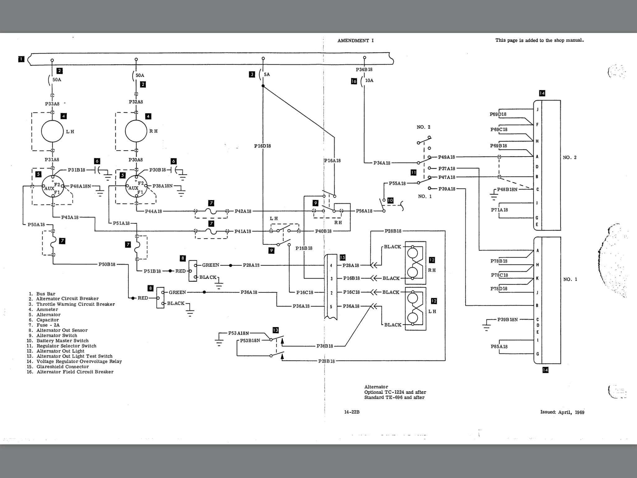 24 Volt Alternator Wiring