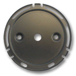 1958 Tachometer Face Backplate, 8000 RPM