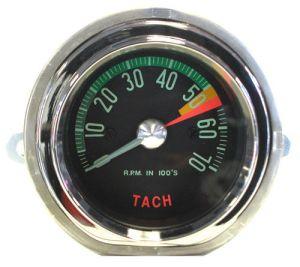 1960 late 1961 Corvette Low RPM New Tachometer Assy (Gen. Dr.) Tach
