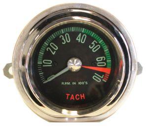 1960 early 61 late Corvette Hi RPM Electronic Tachometer Assy.