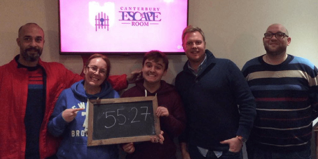 Canterbury Escape Room CS One Design Team