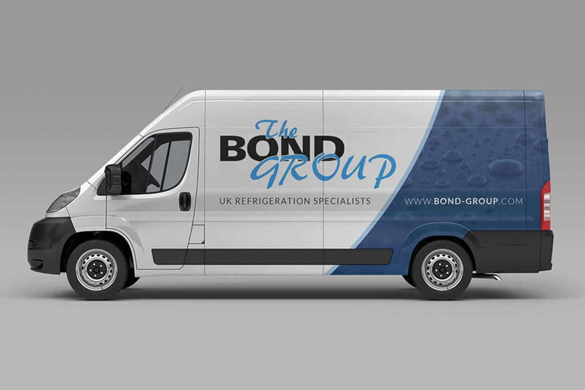 The Bond Group Van
