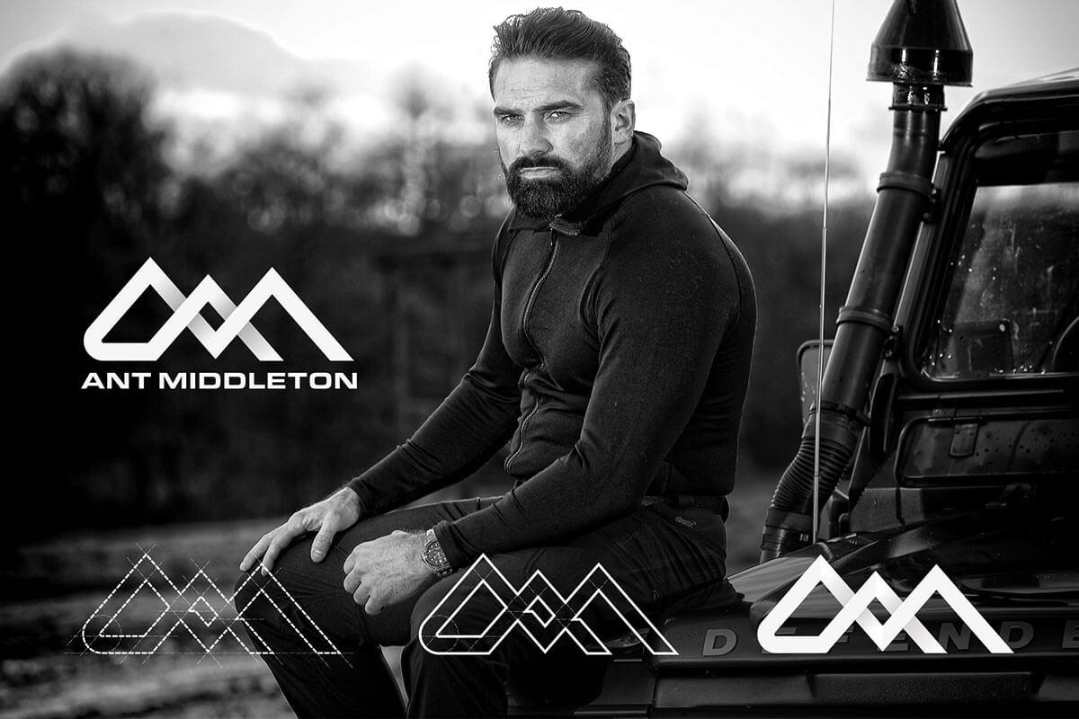 Ant Middleton Design Logo
