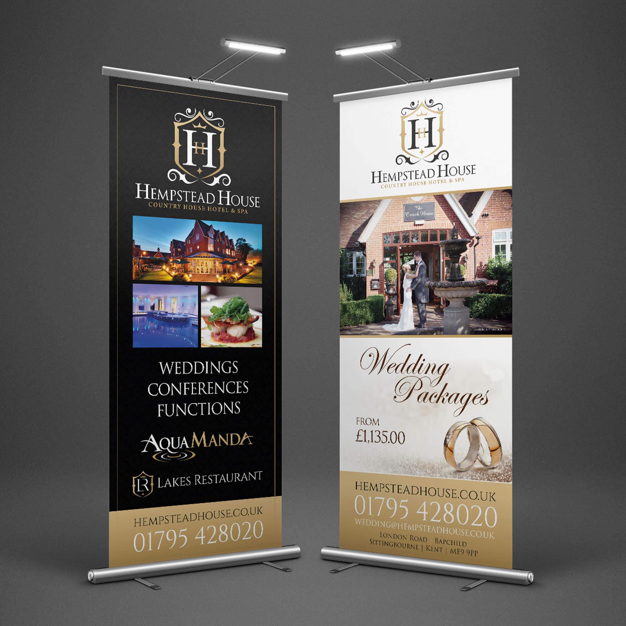Hotel Banner Design