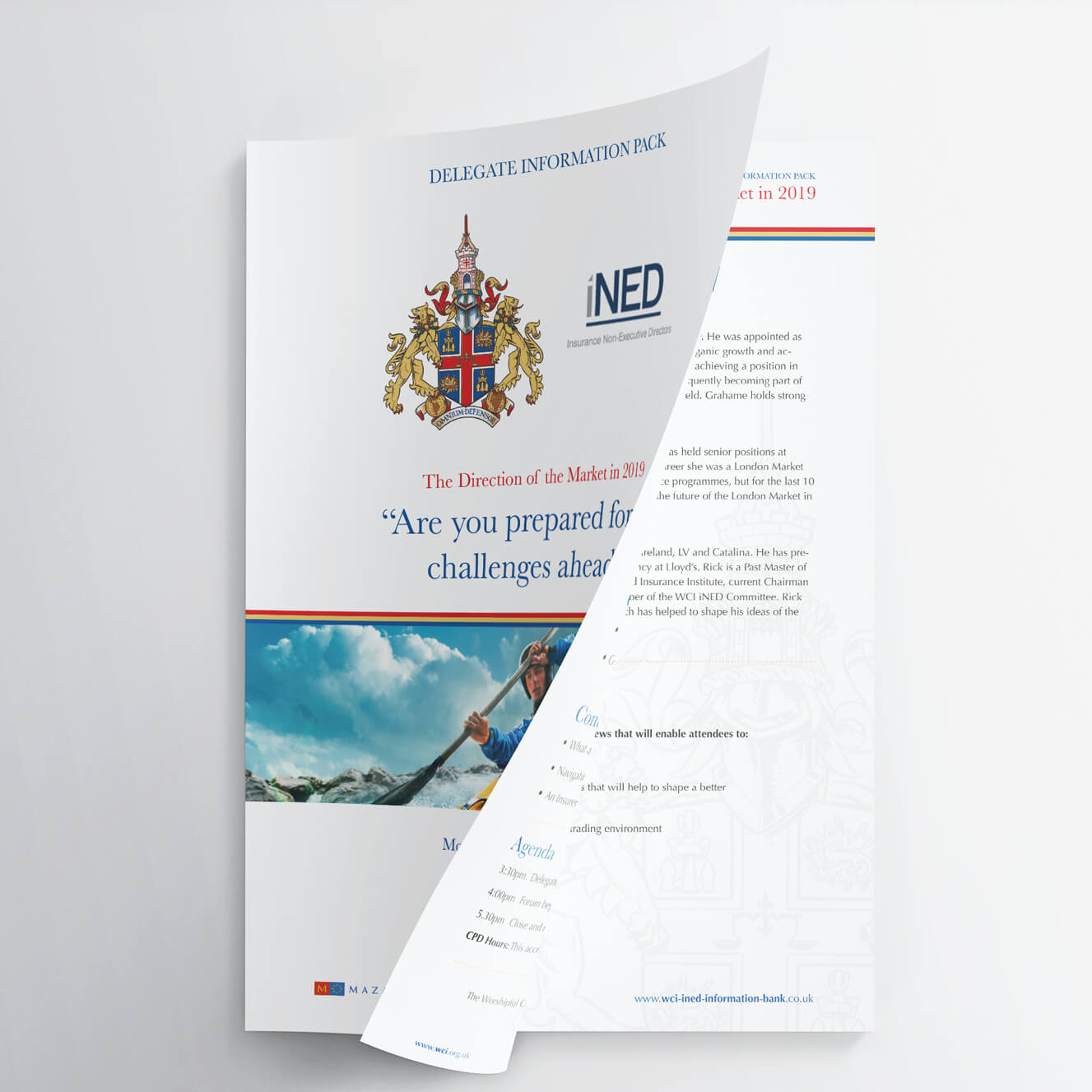 The Worshipful Company of Insurers Booklet