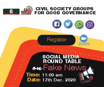 Register Social Media Round Table on Fake News