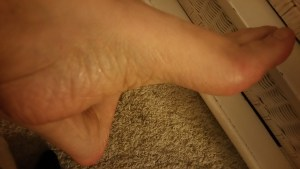feet 11