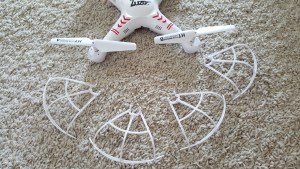 quadcopter 12