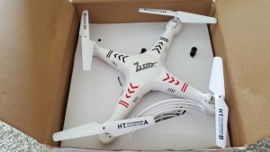 quadcopter 13