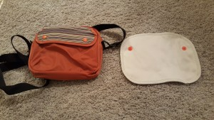 orange baby carrier 2