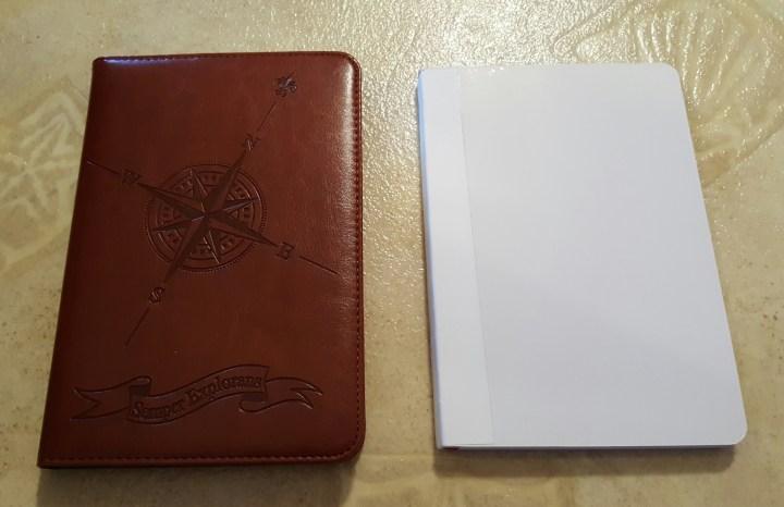 semper explorans journal set 1