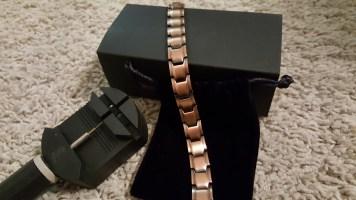 copper bracelet 2