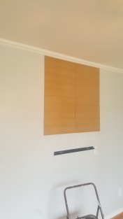 wall panels 17
