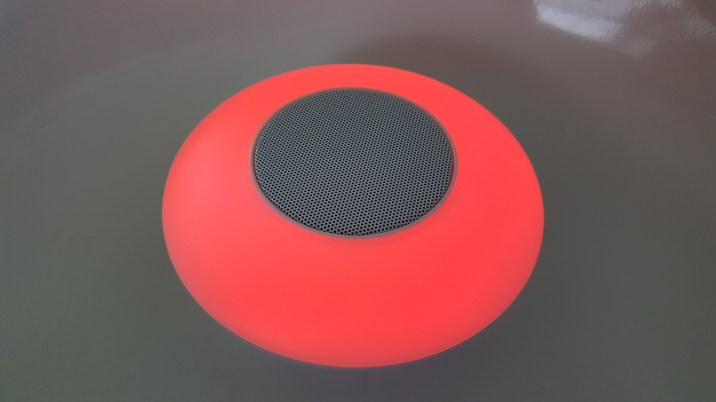 LightingEver Lamp and Speaker 9
