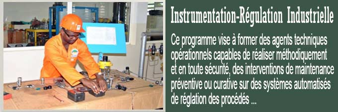 Instrumentation-Régulation Industrielle