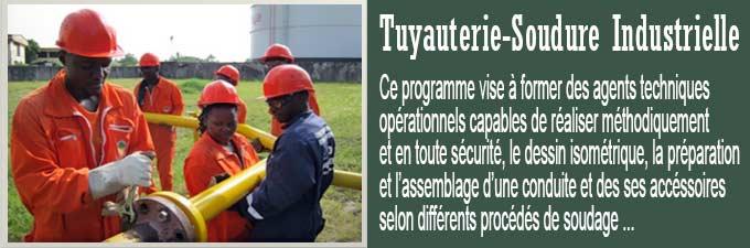 Tuyauterie-Soudure Industrielle