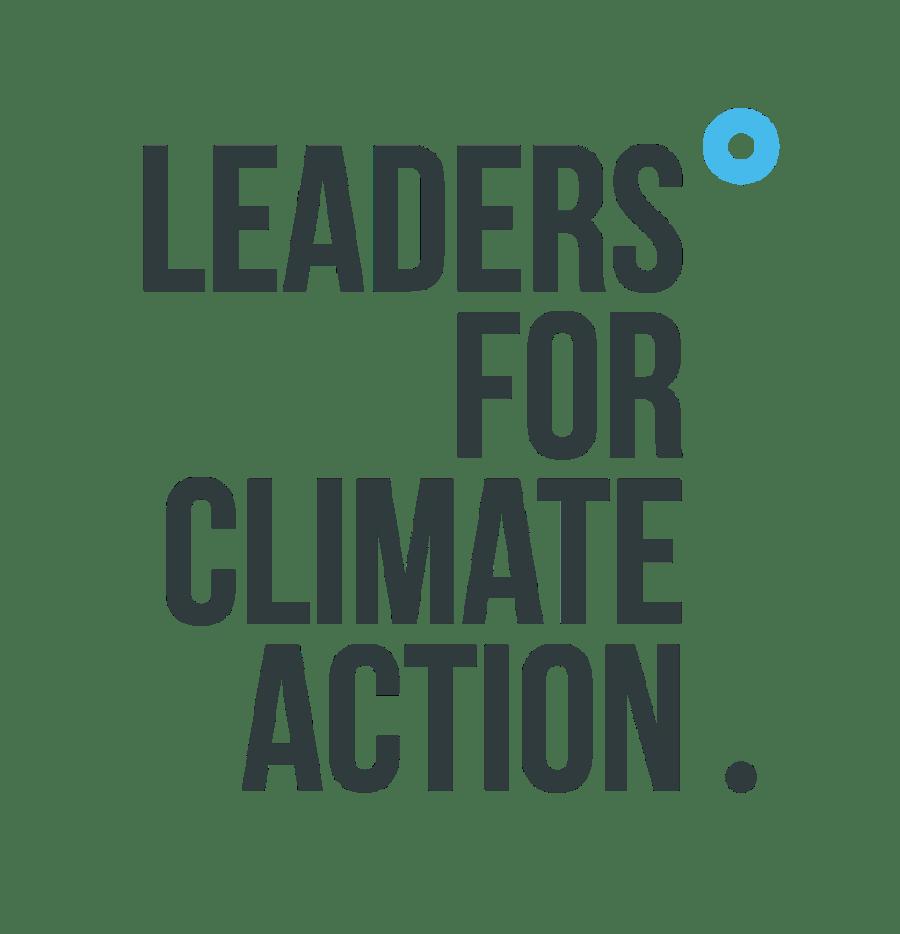 Leaders for Climate Action Wagniskapital gegen Klimaschutz