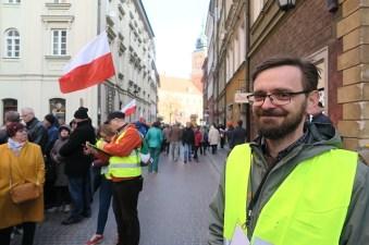 Dr. Piotr Kocyba, wissenschaftlicher Mitarbeiter an der Professur Kultur- und Länderstudien Ostmitteleuropas der Technischen Universität Chemnitz