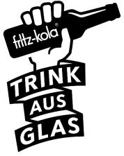 Trink-aus-Glas