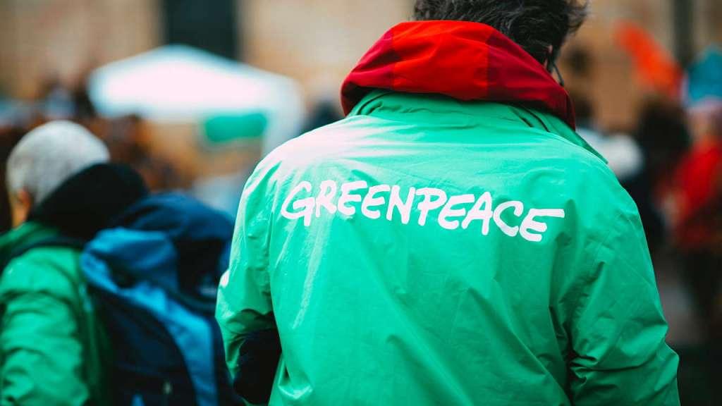 Greenpeace Umwelt NGOs