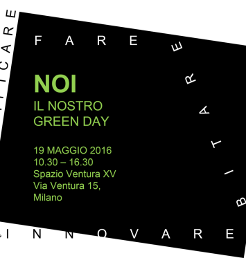 Invito GreenDay2016