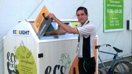 Eco-Isola RAEE a Pantigliate