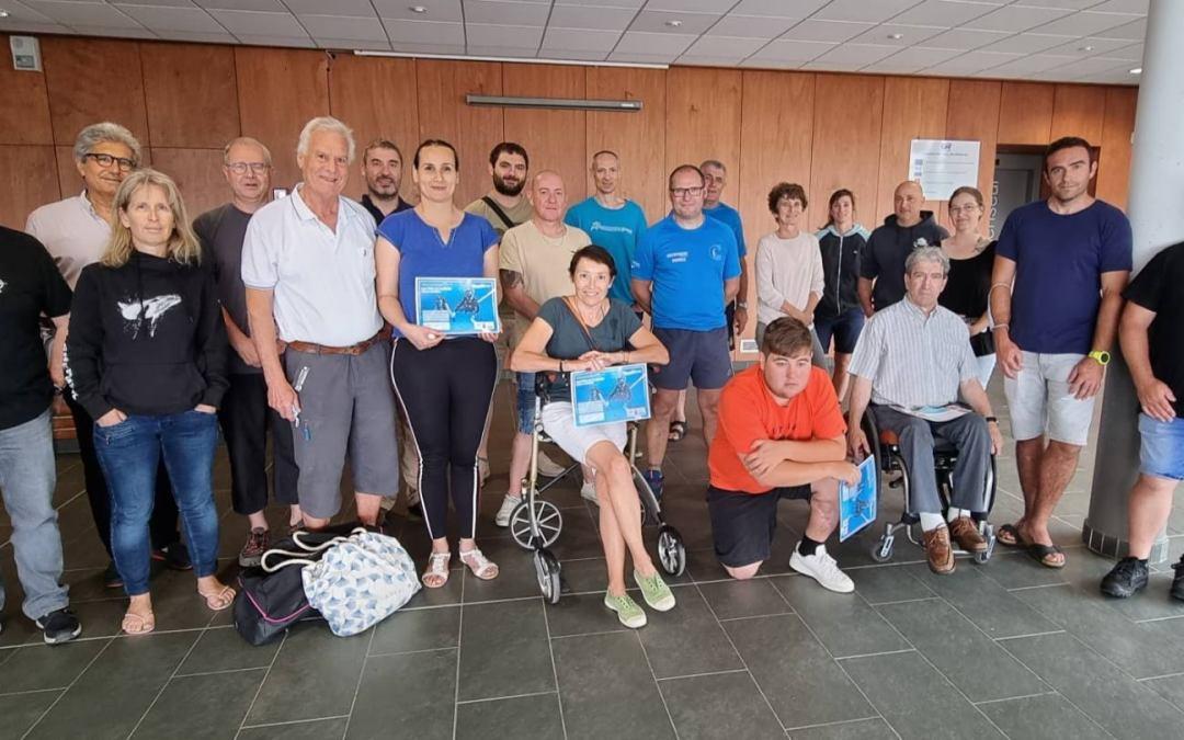 """Formation """"Enseignants pour plongeurs en situation de handicap"""""""