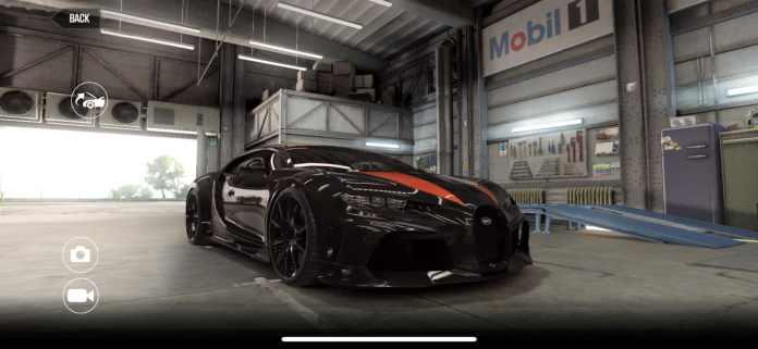 Bugatti Chiron Super Sport 300 Csr2 Tune And Shift Pattern