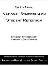 Link to 2011 NSSR Program