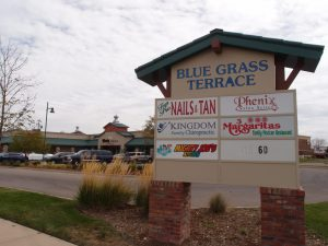 Blue Grass Terrace