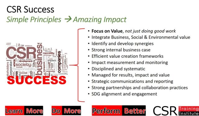 CSR Success