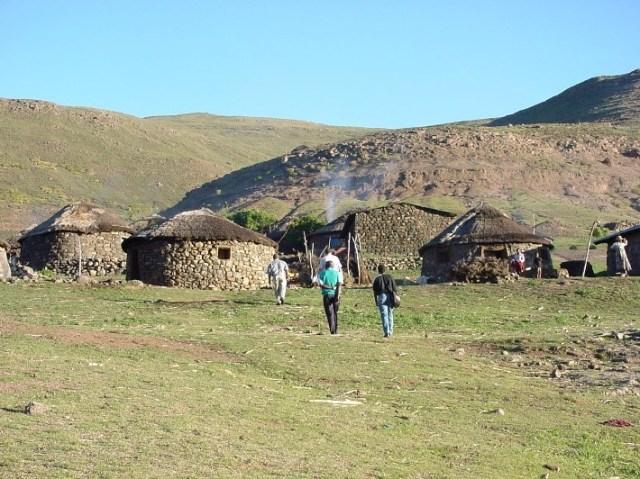 Remote community